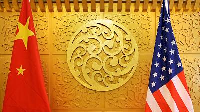 China hopes for positive results from U.S. talks at G20
