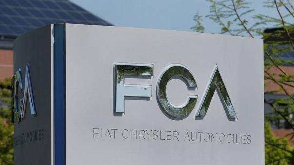 Fiat Chrysler to spend 5 billion euros on new models, engines in Italy