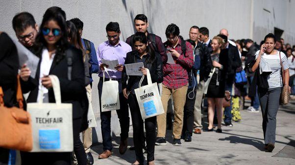 ارتفاع طلبات إعانة البطالة الأمريكية لأعلى مستوى في 6 أشهر