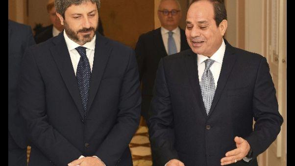 Fico, stop rapporti con Parlamento Cairo