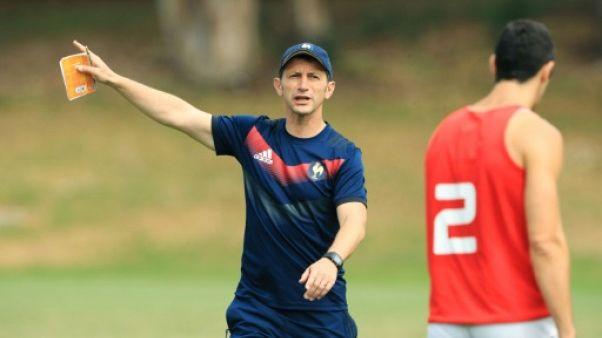 Rugby à VII: le Japon comme horizon