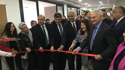 With U.S. Support, Centers for Career Development Prepare Egyptian Students for the Future