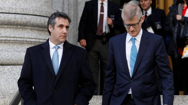 Former Trump lawyer Cohen pleads guilty to lying to Congress