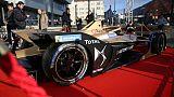 Formula E champion Vergne backs Sarajevo 2020 race plan