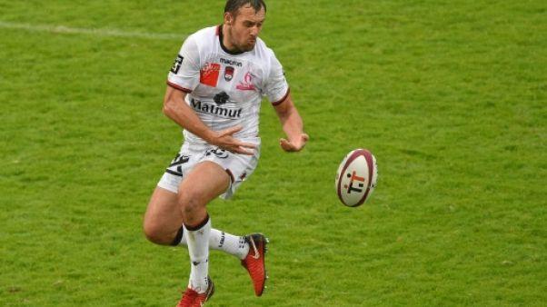 Rugby: Lionel Beauxis de Lyon à Oyonnax