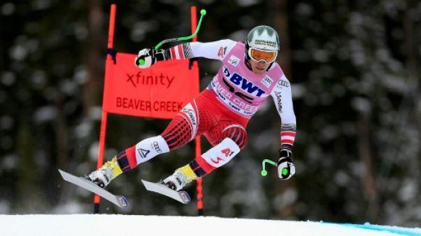 Ski alpin: le dernier entraînement de la descente annulé