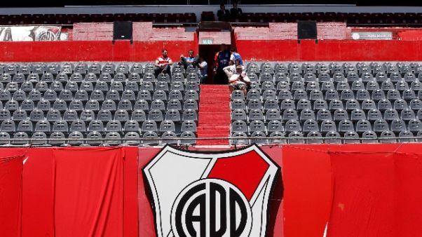 Libertadores: River-Boca, Madrid in pole