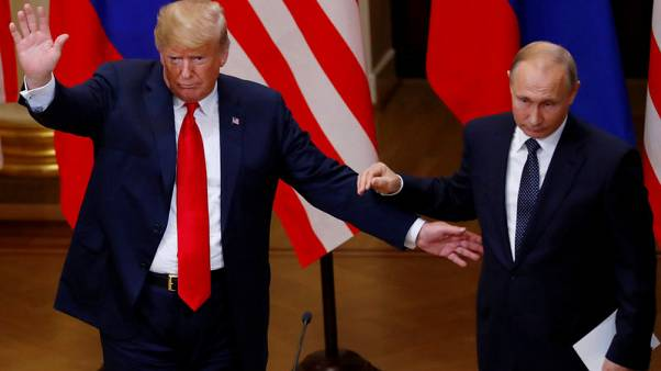 In sudden switch, Trump cancels Putin meeting, cites Ukraine crisis
