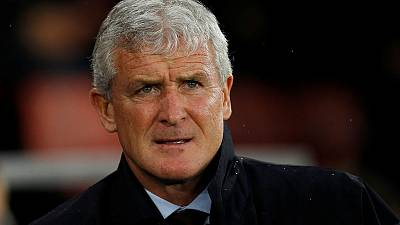 Southampton's Hughes unfazed by sack speculation