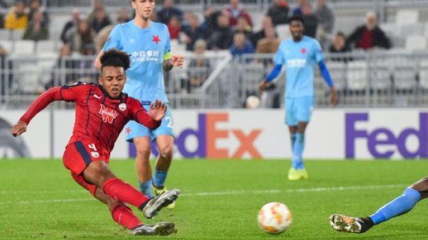 Ligue Europa: Bordeaux reste en vie après son succès sur le Slavia
