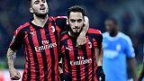 Europa League: Gattuso, paura dopo pari