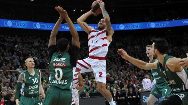 Eurolega: Kaunas-Milano 83-78