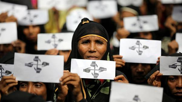 Law group that helped U.S. probe says Rohingyas victims of genocide