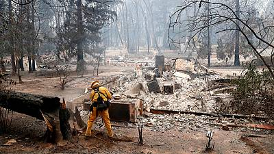 Search for remains in California's deadliest wildfire officially ends