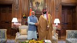 Saudi crown prince meets India's Modi in Argentina, plans to ramp up investments