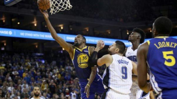 NBA: Golden State stoppé dans son élan, les Lakers repartent de l'avant