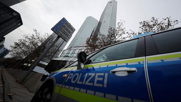 Frankfurt prosecutor says Deutsche Bank raid continues for second day