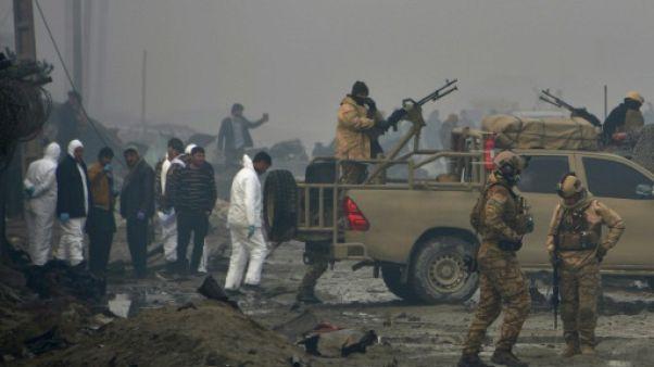 Afghanistan: au moins 23 civils tués par un bombardement américain