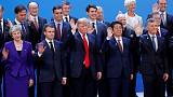 BRICS slam protectionism as China-U.S. spat overshadows G20 talks