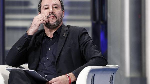 Salvini,c'è chi vuole far cadere Governo