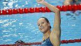 Nuoto, Pellegrini regina, Scalia record