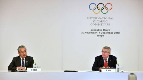 """Tokyo-2020: le CIO """"gèle l'organisation du tournoi de boxe"""""""