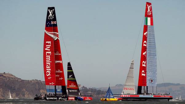 Sailing - New Zealand vetting eight new challengers for America's Cup in 2021
