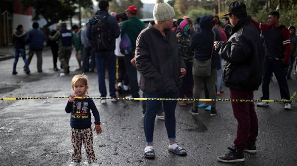 Trump demand that asylum seekers wait in Mexico may turn on legal clause