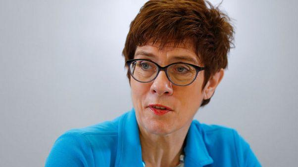 Don't undermine EU trade stance, Merkel ally warns German car chiefs