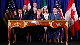 Canada, Mexico, U.S. sign new trade deal