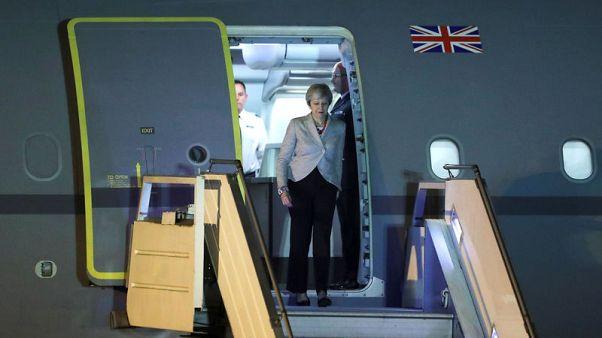 رئيسة وزراء بريطانيا تقول إنها ستتحدث بحزم مع ولي العهد السعودي بشأن قتل خاشقجي