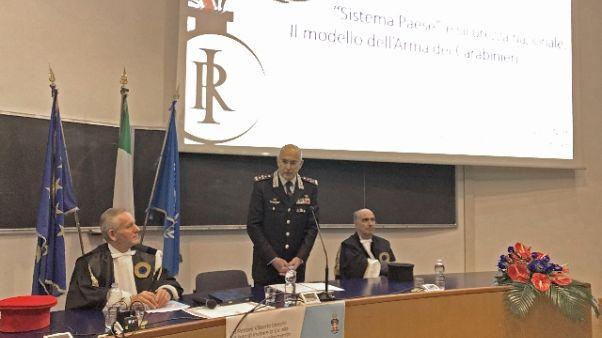 Nistri, sicurezza bene pubblico globale
