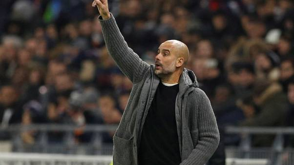 City will look to maintain high standard over festive period - Guardiola