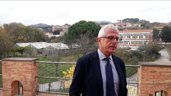 Giubilei si candida sindaco di Perugia
