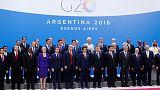 تهميش ولي عهد السعودية عند التقاط صورة جماعية في قمة مجموعة العشرين