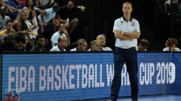 Basket: mission accomplie pour les Bleus, qualifiés pour la Chine