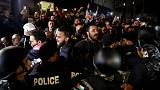 Hundreds of Jordanians protest against new tax bill