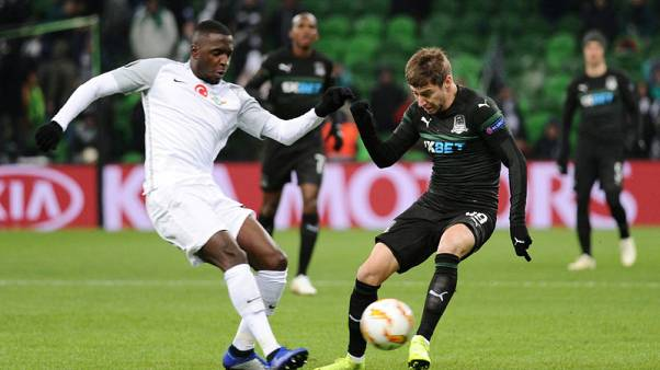 Tottenham's Sissoko enjoying plaudits after upturn in form