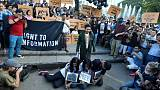 Lost idol - New wave of Myanmar youth activists look beyond Suu Kyi