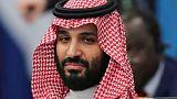 ولي العهد السعودي يلتقي مع رئيس جنوب أفريقيا في الأرجنتين