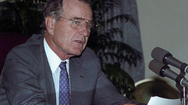 Bush's single White House term shaped U.S. history for decades
