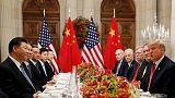 Summit backs WTO reform ahead of Trump, Xi trade talks