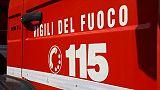Incendi: 10 famiglie evacuate a Trento