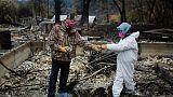 عدد المسجلين كمفقودين في حريق غابات كاليفورنيا ينخفض إلى أقل من 50