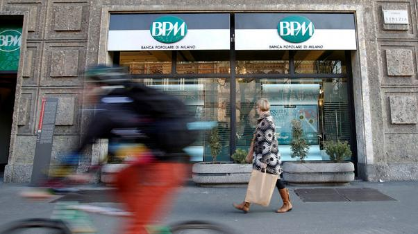 Italy's Banco BPM agrees deal with Credit Agricole in bad loan clean up