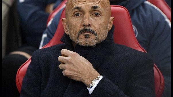 Spalletti, Roma-Inter non sarà decisiva