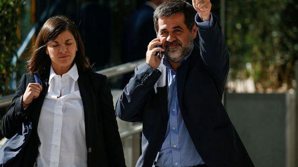Jailed Catalan separatist leaders start hunger strike