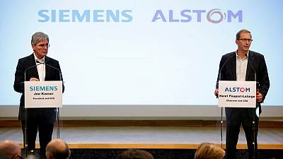 Siemens workers warn of drastic EU requirements for Alstom deal - Spiegel