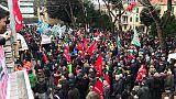Geotermia, 2.000 in piazza a Larderello