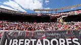 ريفر بليت يرفض إقامة نهائي كأس ليبرتادوريس في مدريد